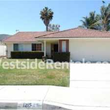Rental info for 3 Bedroom 2 Bathroom House in the San Clemente area