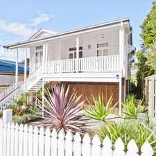 Rental info for Charismatic Modern Queenslander Entertainers haven!