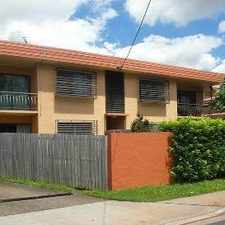 Rental info for Neat Unit in Clayfield! in the Brisbane area