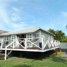 Rental info for YOU WILL LOVE TO LIVE BESIDE THE SEA SIDE...PETS ON APPLICATION in the Bucasia area