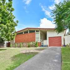 Rental info for PLENTY OF ROOM FOR THE FAMILY in the Sydney area