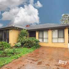 Rental info for One with the Lot! in the Frankston area