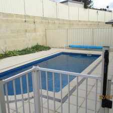 Rental info for Sparkling Pool In Time for Summer!! RENT REDUCED in the Perth area