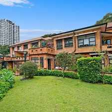 Rental info for GARDEN APARTMENT IN BLUE CHIP LOCATION! in the Darling Point area