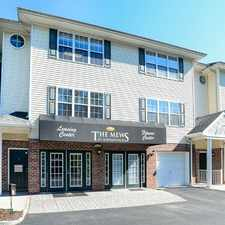Rental info for Mews at Annandale