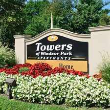 Rental info for Towers of Windsor Park in the Philadelphia area