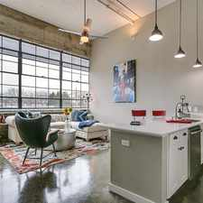 Rental info for Lofts at Mockingbird Station in the University Park area