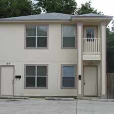 Rental info for Upgraded 2nd Floor Duplex Downtown in the San Antonio area