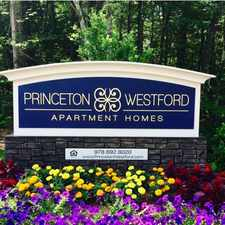 Rental info for Princeton Westford in the Lowell area