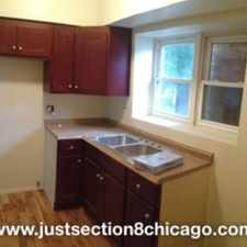 Rental info for *OHIO/AVERS SECTION 8 UNIT 2BDR 1BT $NO SECURITY$ SECTION 8* in the East Garfield Park area