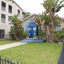 Rental info for 3321 E 15th St in the Long Beach area