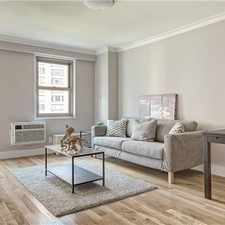 Rental info for Central Park West & W 96th St in the New York area