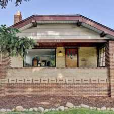 Rental info for Classic 1928 Brick Bungalow - 3 Bed/2 Bath - Located in Sunnyside