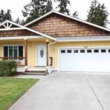 Rental info for House in great location. 2 Car Garage!