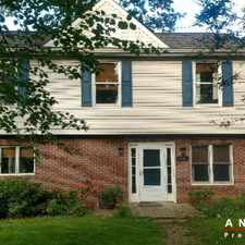 Rental info for 1161 Green Holly Drive