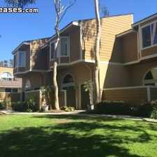 Rental info for $2350 2 bedroom Townhouse in Costa Mesa in the Costa Mesa area