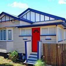 Rental info for LARGE TWO BEDROOM COTTAGE IN THE HEART OF PADDINGTON in the Paddington area