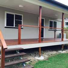 Rental info for GREAT COTTAGE IN CONVENIENT CENTRAL LOCATION in the Yeppoon area