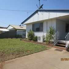 Rental info for Tidy Three Bedroom Home in the Mount Isa area