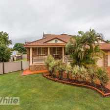 Rental info for LOVELY FAMILY HOME IN REDLAND BAY