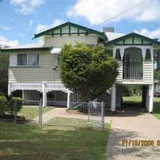 Rental info for Close to all amenities in the Rockhampton area