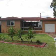 Rental info for Well Presented Family Home in the Wilsonton area