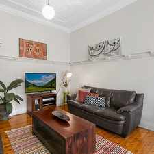 Rental info for Beautiful light filled property for rent in the Mosman area