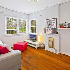 Rental info for Beautiful Ground Floor Two Bedroom Apartment