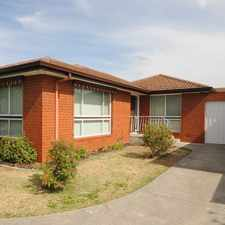 Rental info for DESIRABLE 2 BEDROOM!! in the Melbourne area