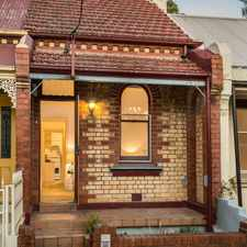 Rental info for Classic One Bedroom + Study Home with Deep Yard