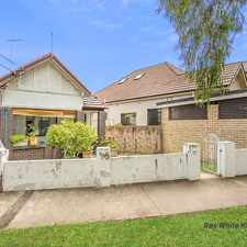 Rental info for 3 Bedroom House in the Sydney area