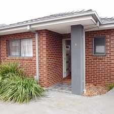 Rental info for Comfort, Quality & Security in the Melbourne area