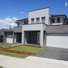 Rental info for Brand New & Spacious in the Kingswood area