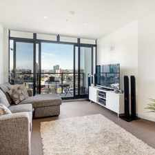 Rental info for LET AWAITING CONFIRMATION in the South Melbourne area