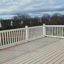 Rental info for Gorgeous end unit townhouse in villages of Urbana.