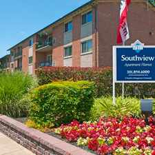 Rental info for Southview in the Congress Heights area