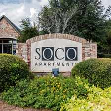 Rental info for SOCO Apartments