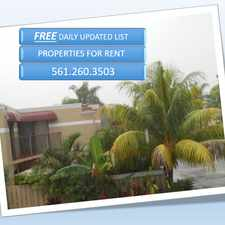 Rental info for Morgan Hill Trai