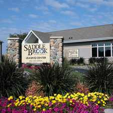 Rental info for Saddle Brook Apartments