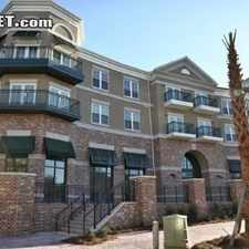 Rental info for $2685 1 bedroom Apartment in Berkeley County Daniel Island in the Charleston area