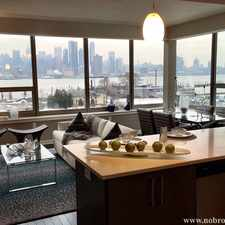 Rental info for 1300 Avenue At Port Imperial #96
