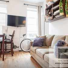 Rental info for Ave A in the East Village area