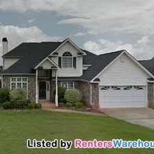 Rental info for 67 Harbour Lake Dr