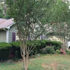 Rental info for Dacula 3 bedroom 2 bath ranch $ 900 monthly