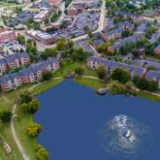 Rental info for Lake Shore Apartments in the Springfield area