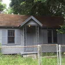 Rental info for This 2 bedroom 1 bath home is conveniently located near the I-65/I-10 interchange, schools, and the malls. To see this or another home we have call or come by 13 S. Florida St.