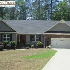 Rental info for 8034 Turnberry Circle in the Sanford area