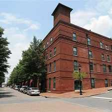 Rental info for Cameron Kinney Lofts in the Shockoe Bottom area
