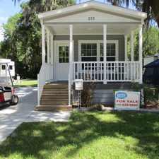 Rental info for Skyline 4110CTB Cabin Series Park Model, Site 233