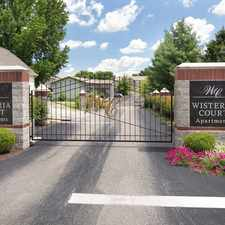 Rental info for 1451 Wisteria Ct #60